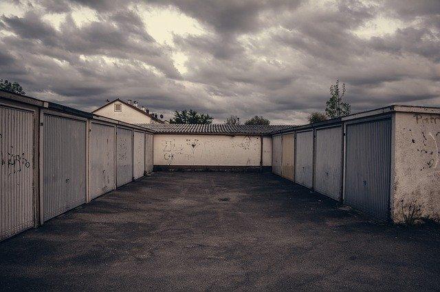 Industriestaubsauger für Garagen